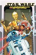 Star Wars Adventures TP Vol 05 Mechanical Mayhem (C: 1-1-2)