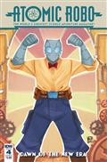 ATOMIC-ROBO-DAWN-OF-NEW-ERA-4-(OF-5)-CVR-B-PINTO