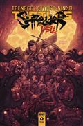 TMNT Shredder In Hell #2 Cvr A Santolouco