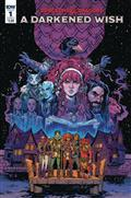 Dungeons & Dragons A Darkened Wish #1 Cvr A Fowler