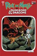 Rick & Morty vs Dungeons & Dragons Dir Cut #1