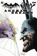 Batman The Maxx Arkham Dreams HC (C: 0-1-2)