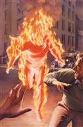 Marvels Annotated #1 Alex Ross Virgin Var