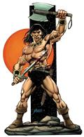 Savage Sword of Conan #1 Perez Var