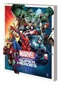 Marvel Universe Super Heroes TP Museum Exhibit Guide