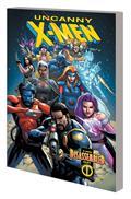 Uncanny X-Men TP Vol 01 X-Men Disassembled