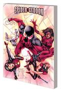 Spider-Geddon TP Covert Ops