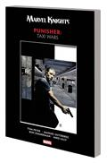 Marvel Knights Punisher By Peyer & Gutierrez TP Taxi Wars