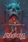 Red Sonja #1 Cvr C Ward