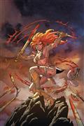 Red Sonja #1 Amanda Conner Virgin Var (C: 0-1-2)