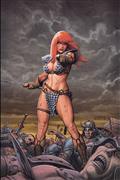 Red Sonja #1 Joseph Linsner Virgin Var (C: 0-1-2)