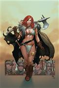 Red Sonja #1 Frank Cho Virgin Var (C: 0-1-2)
