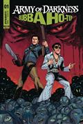 Army of Darkness Bubba Hotep #1 Cvr E Kubert