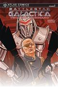 Battlestar Galactica Twilight Command #1 Sgn Atlas Ed (C: 0-