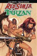 Red Sonja Tarzan TP