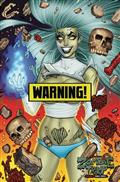 Zombie Tramp Ongoing #57 Cvr D Mckay Virgin Risque Ltd Ed (M