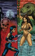 Cavewoman Razors Run #1 Cvr E Parsons (Net) (MR)