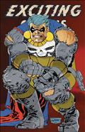 Exciting Comics #1 Terror Returns Var Cvr