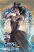 Aspen Visions Fathom Spinning Our Fate #1 10 Copy Delara Inc