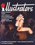 Illustrators Special #1 The Spanish Arts 2Nd Print (C: 0-1-2
