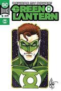 DF Green Lantern #1 Haeser Green Sketch Rmrk (C: 0-1-2)
