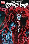 DF Web of Venom Carnage #1 Sgn Cates (C: 0-1-2)