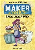MAKER-COMICS-HC-GN-BAKE-LIKE-A-PRO-(C-0-1-0)