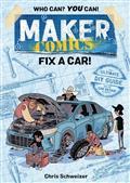 MAKER-COMICS-HC-GN-FIX-A-CAR-(C-0-1-0)