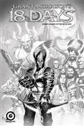 Grant Morrisons 18 Days Karna Legend 6Th Son #1 Ltd Pencil S