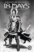 Grant Morrisons 18 Days Karna Legend 6Th Son #1 Ltd B Armor