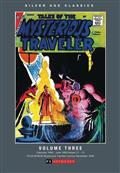 SILVER-AGE-CLASSICS-TALES-OF-MYSTERIOUS-TRAVELER-HC-VOL-03-(