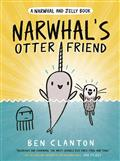 NARWHAL-JELLY-GN-VOL-04-OTTER-FRIEND-(C-1-1-0)