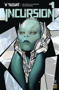 Incursion #1 Cvr F #1-4 Preorder Bundle Ed (Net)