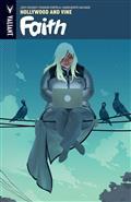 Faith TP Vol 01 Hollywood & Vine