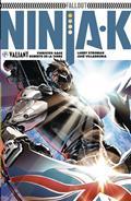 Ninja-K TP Vol 03 Fallout (C: 0-1-2)