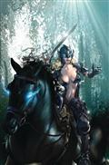 Black Knight #5 (of 5) Cvr A Nunes