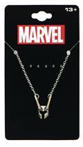 Thor Loki Helmet Necklace (C: 1-1-2)