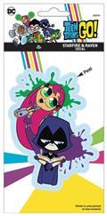 DC Teen Titans Go Starfire & Raven Vinyl Decal (C: 1-1-1)
