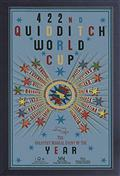 Harry Potter Qudditch World Cup 11 X 17 Framed Print (C: 1-1