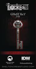 Locke & Key Ghost Key Limited Edition Enamel Pin (C: 1-1-2)