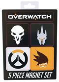 Overwatch Magnet 5Pc Set (C: 1-1-2)