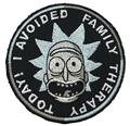Rick And Morty I Avoided Family Therapy Patch (C: 1-1-2)