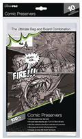 Comic Preserver 7X10 Inches (Net) (C: 1-1-2)