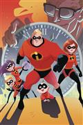 Disney Pixar Incredibles 2 Slow Burn #1 (of 3) Cvr B Kawaii