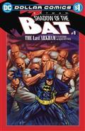 Dollar Comics Batman Shadow of The Bat #1