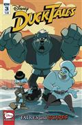 Ducktales Faires & Scares #3 (of 3) Cvr A Ghiglione & Stella