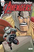 Marvel Action Avengers (2020) #1 Cvr A Mapa