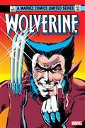 Wolverine Claremont & Miller #1 Facsimile Edition