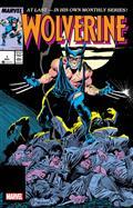 Wolverine Claremont & Buscema #1 Facsimile Edition