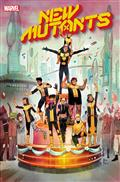 New Mutants #7 Dx
